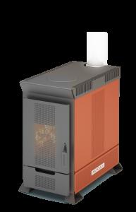 Печь отопительная Теплодар Матрица-100